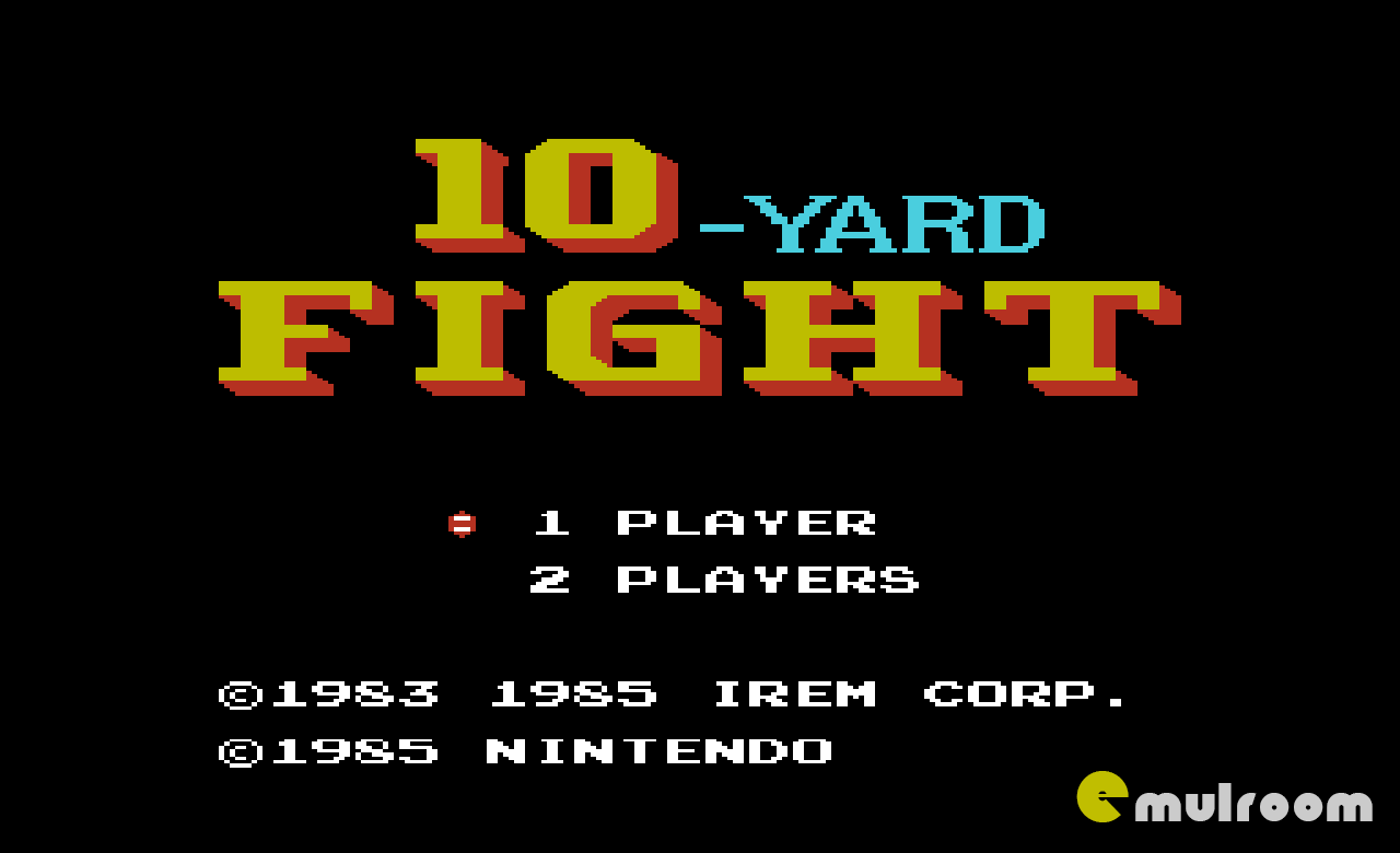 10 Yard Fight, Американский Футбол денди игры, nes