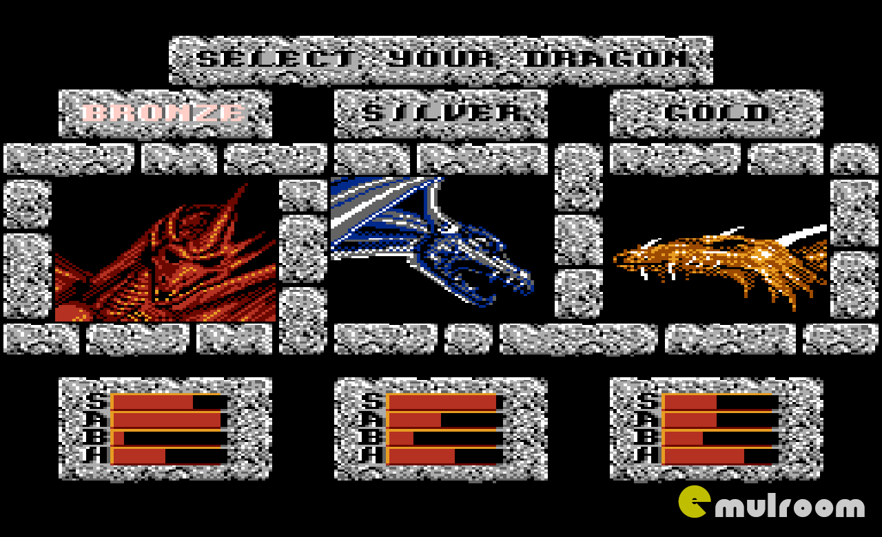 Advanced Dungeons & Dragons — Dragon Strike,  денди игры, nes