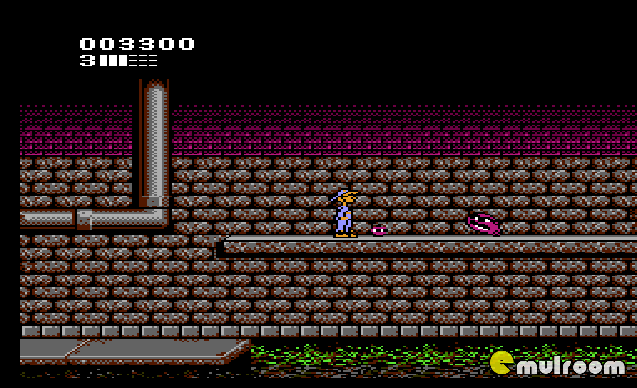Attack of the Killer Tomatoes, Аткака Томатов-Убийц денди игры, nes