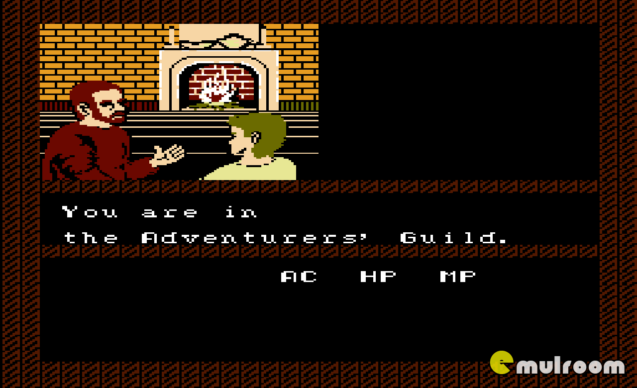 Bard's Tale — Tales of the Unknown, Рассказ барда – Сказка о Неизвестном денди игры, nes