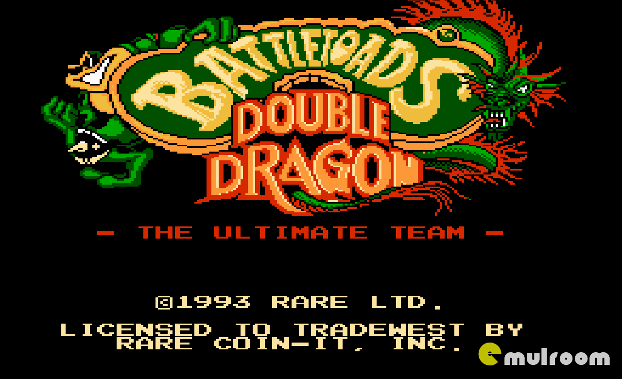 Скачать battletoads and double dragon на компьютер