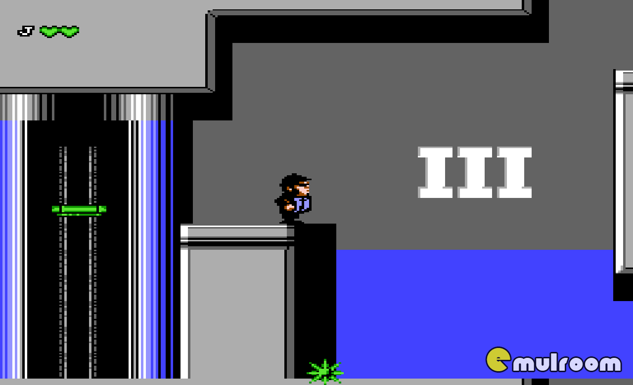 Blues Brothers,  денди игры, nes