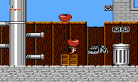 Chip and Dale Rescue Rangers, Чип и Дейл денди игры, nes