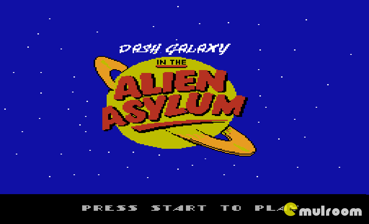 Dash Galaxy in the Alien Asylum,  денди игры, nes