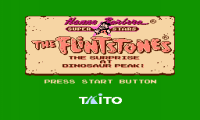 Flintstones — Surprise at Dinosaur Peak, Флинстоуны — Сюрприз на Пике Динозавра денди игры, nes