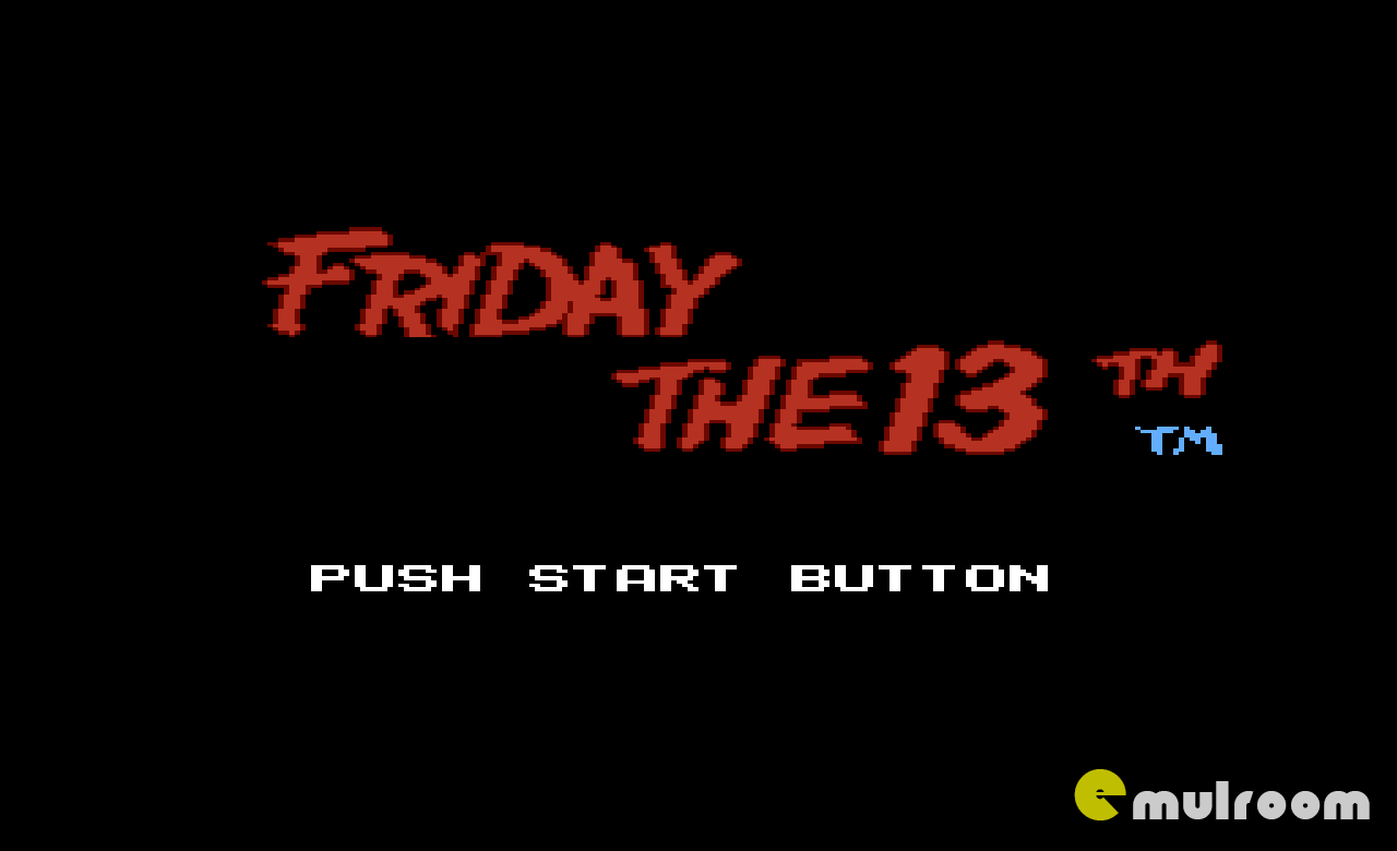 Friday the 13th, Пятница 13-ое денди игры, nes