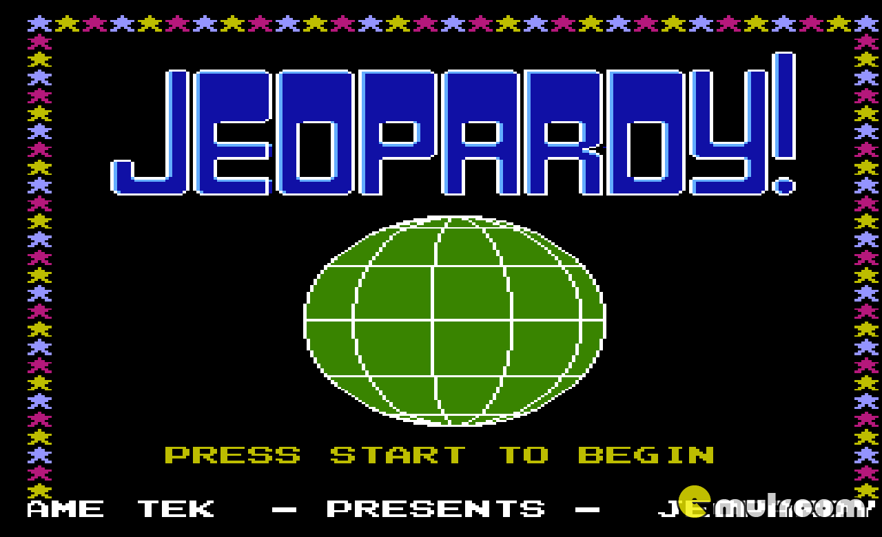 Jeopardy!, Своя Игра денди игры, nes