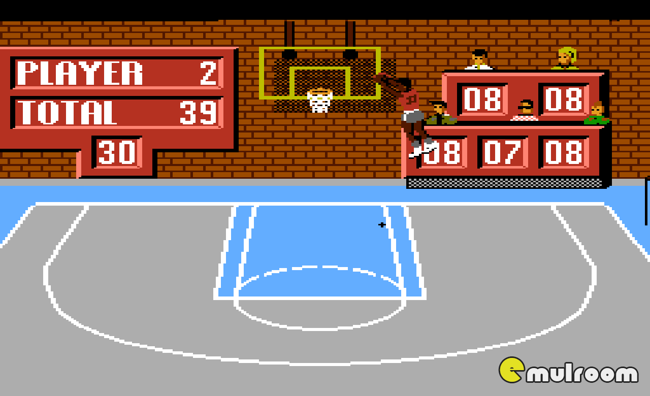 Jordan vs Bird: One on One, Джордан против Берда: Один на Один денди игры, nes
