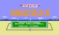 Kings of the Beach,  денди игры, nes