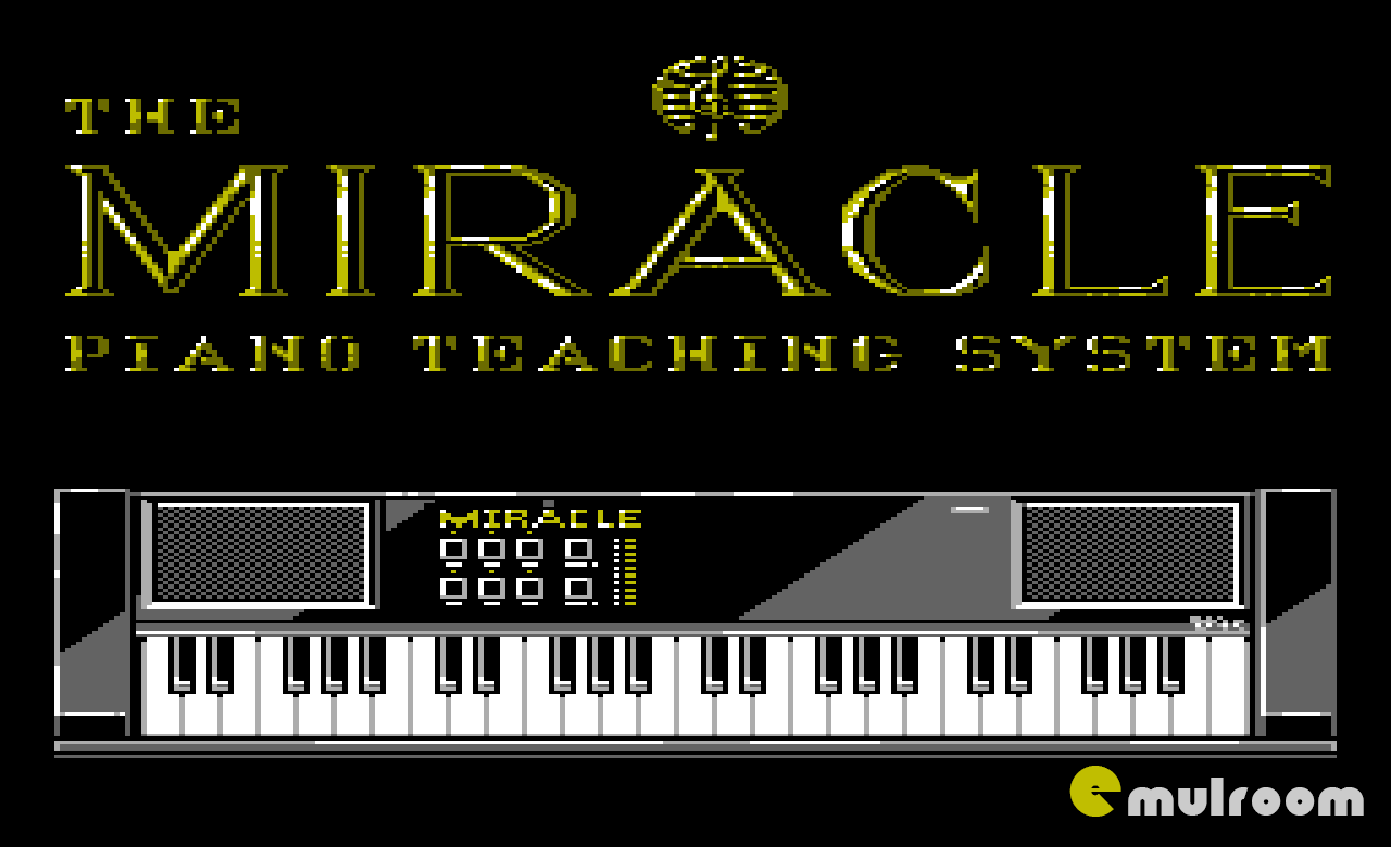 Miracle Piano Teaching System, Пианино денди игры, nes