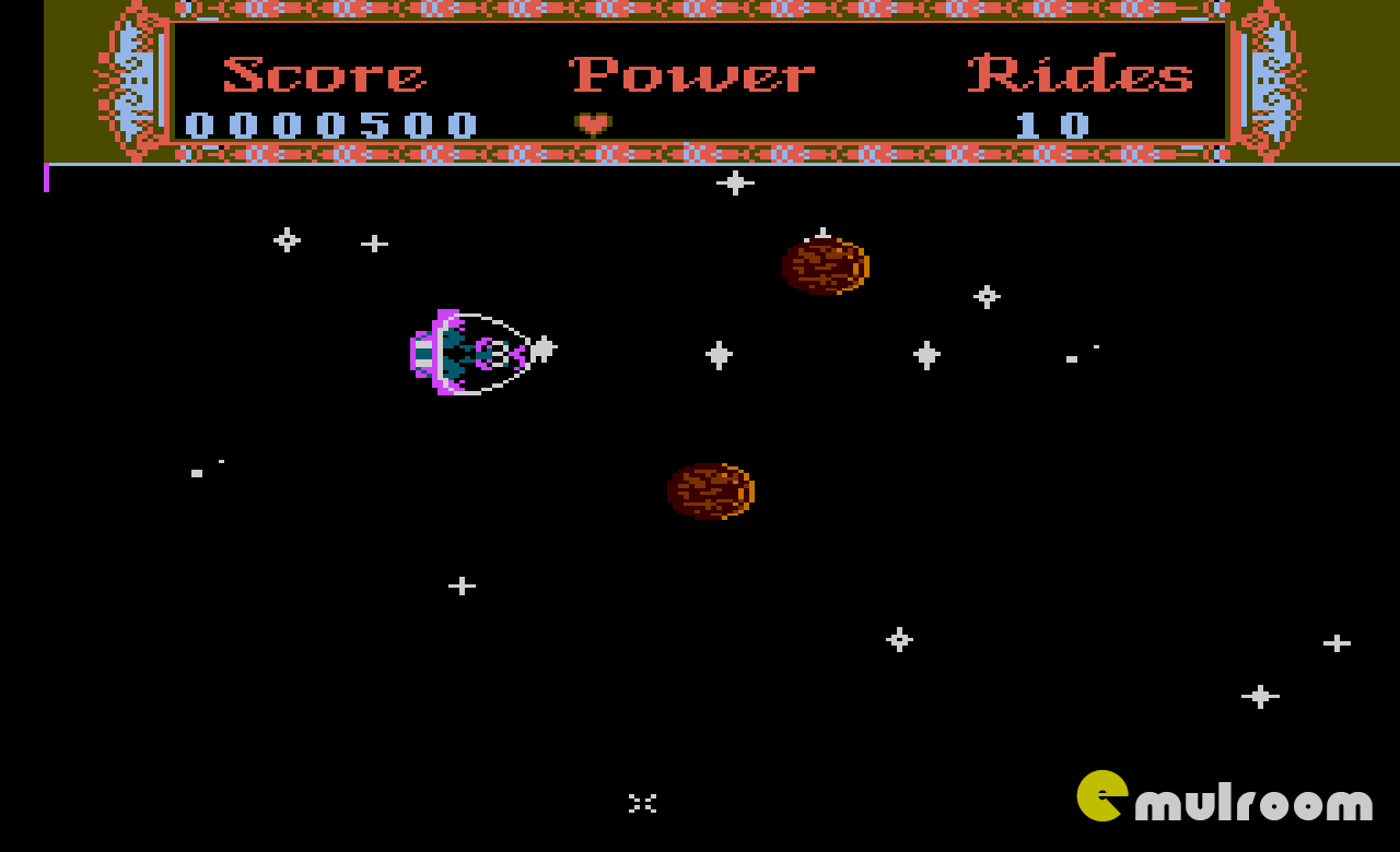 Muppet Adventure: Chaos at the Carnival,  денди игры, nes
