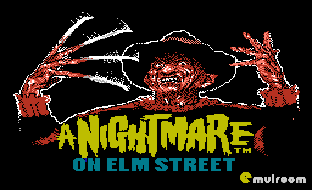 Nightmare on Elm Street, Кошмар на улице Вязов денди игры, nes