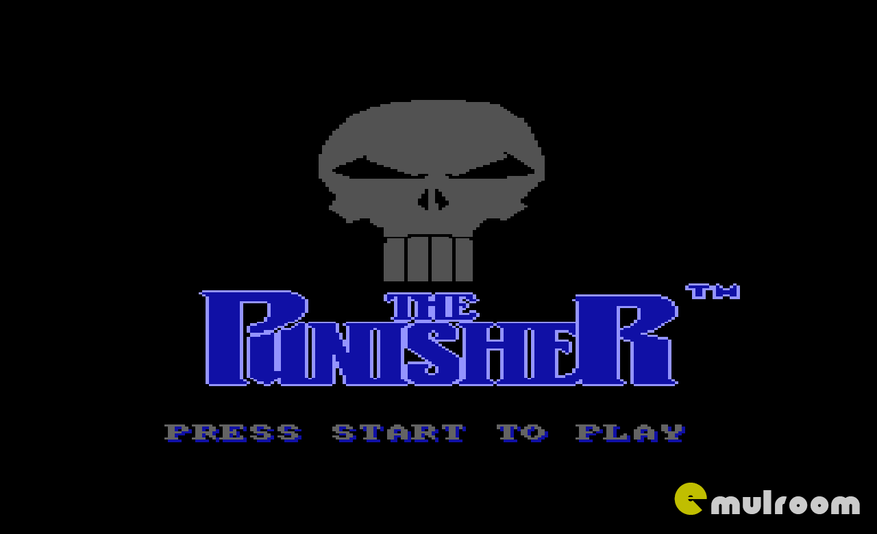 Punisher, Каратель денди игры, nes