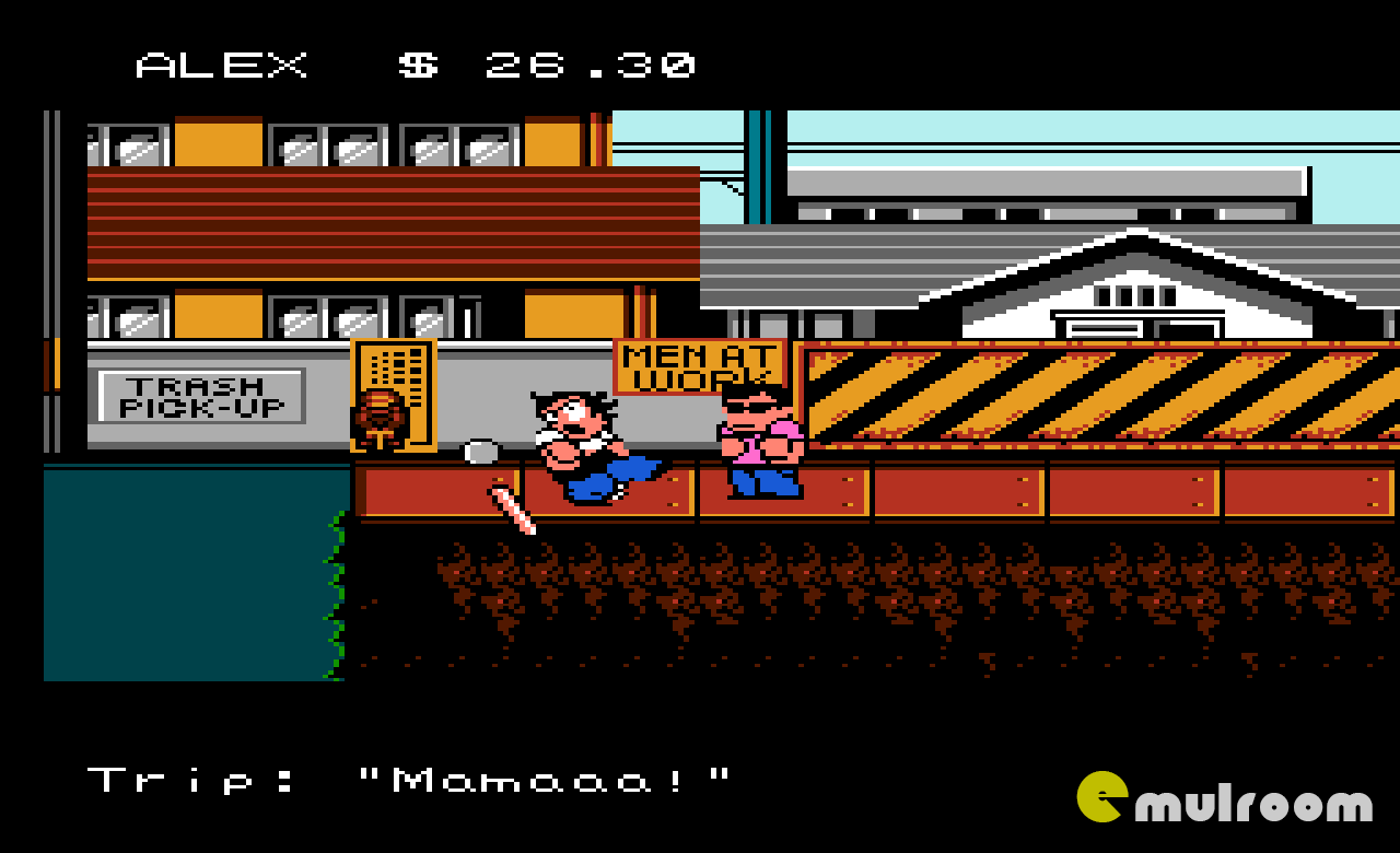 River City Ransom,  денди игры, nes