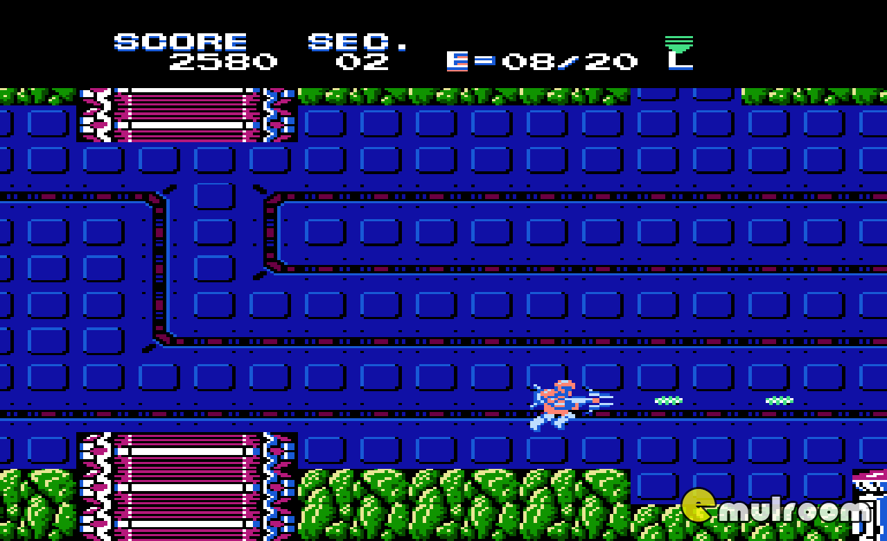 Section Z, Секция Z денди игры, nes