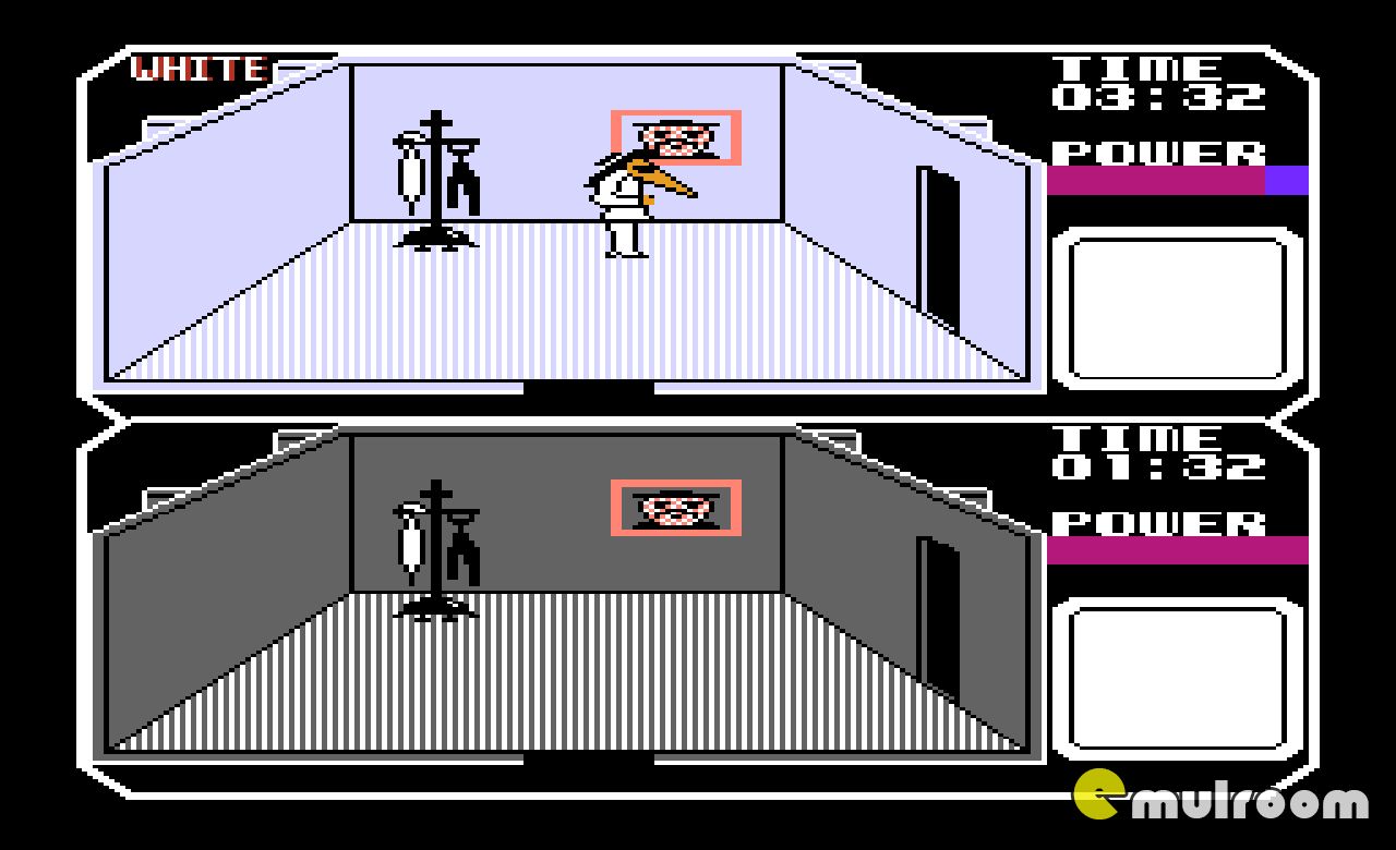 Spy vs. Spy: The Island Caper, Шпион против Шпиона: Остров Кейпер денди игры, nes
