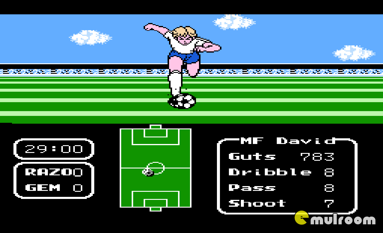 Tecmo Cup Soccer Game,  денди игры, nes