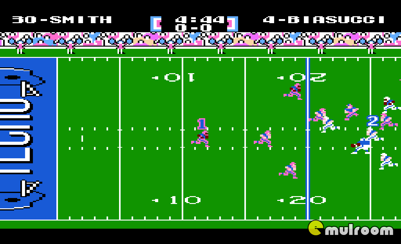 Tecmo Super Bowl,  денди игры, nes